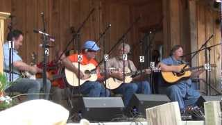 2012 Wayne Henderson Music Festival -- Tribute to Doc Watson -- 06 -- Pick Along