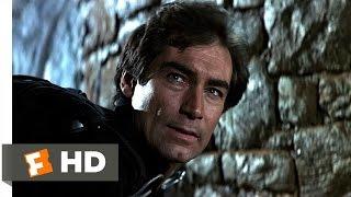 The Living Daylights (1/10) Movie CLIP - Paintball Massacre (1987) HD
