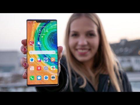 Huawei Mate 30 Pro im Test: Wie gut ist das Mate Pro ohne Google-Apps?   CHIP