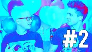 YouTuber: Best Moments | #2 | Marcus Butler And Tyler Oakley (#MYLER)