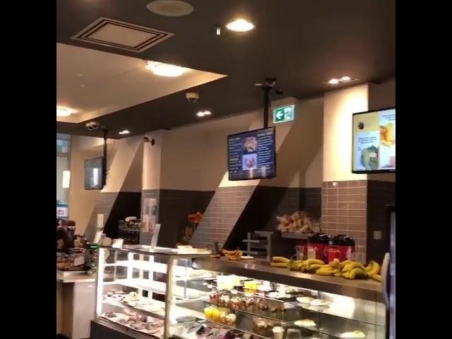 Cafe du Parquet 2019