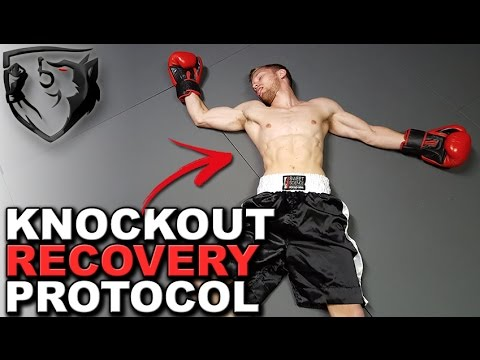 Video How to Recover After Being Knocked Out: Fight Concussions
