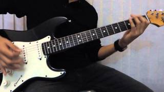 Joe Bonamassa - Jockey Full of Bourbon - Guitar Cover