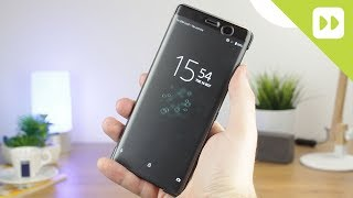 Official Sony Xperia XZ3 Style Cover Touch Case Review