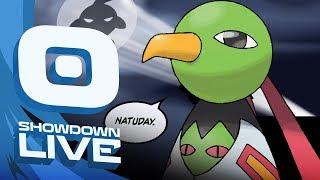 """Xatu Says: NATUDAY"" Smogon NU Open R3: aim vs. Marcop! Pokemon Sun and Moon NU Showdown Live!"