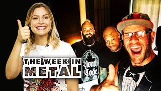 HOWARD JONES recording with KILLSWITCH ENGAGE! - The Week in Metal - April 15, 2018