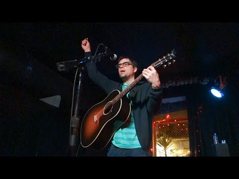 Rivers Cuomo - Sober Up (AJR Cover) – Live In San Francisco