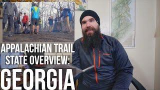 Appalachian Trail State Overview: Georgia