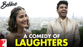 A Comedy of Laughters - Behind The Scenes - Befikre