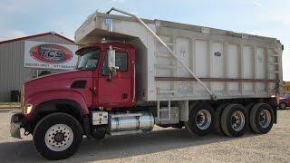2003 Mack CV-713 Dump Truck