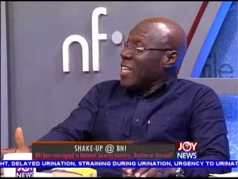 SHAKE-UP @ BNI - Newsfile on JoyNews (31-3-18)