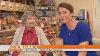 Buzzed Into Madison: Attic Angel's Art Studio