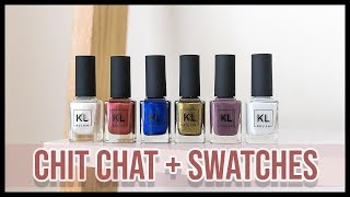 KL POLISH WINTER REIGN COLLECTION