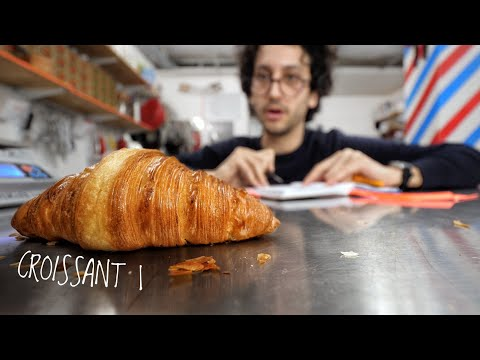 Have You Ever Seen A Croissant Like This ? (New Series)
