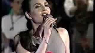 """Video thumbnail of """"Anna Oxa - Donna con te (Gran premio 1990)"""""""