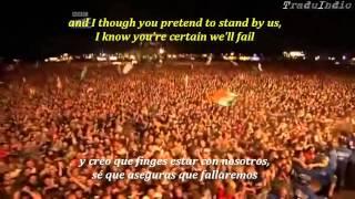 Arctic Monkeys- Perhaps Vampires Is A Bit Strong But... (inglés y español)