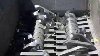 bh-ruda.pl Asynchroniczne waly w rozdrabniaczu Metso M&J 4000