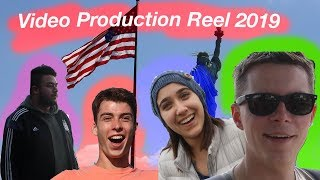 Jesse Welch Video Production Reel 2019