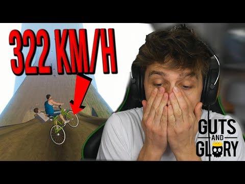 JEL JSEM 322 KM/H NA KOLE?! | GUTS AND GLORY