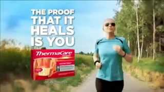TV Spot - ThermaCare - The Proof That It Heals Is You - Penetrate Deep To Improve Circulation