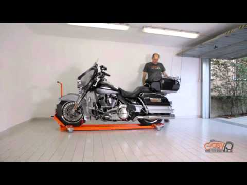 Easy-P - Bike Shuttle Free WL - BS02 - Move your Harley Davidson