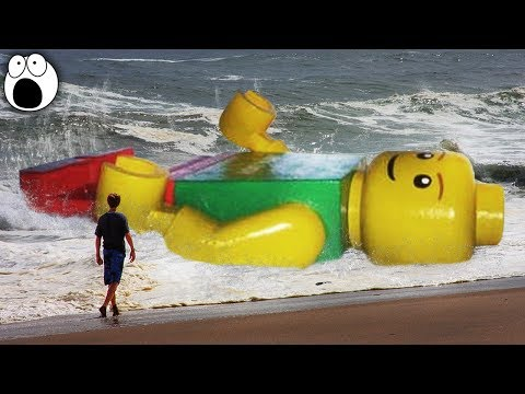 Top 10 Strangest Things Ever Found On The Beach