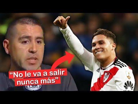 Riquelme vs Quintero 🤬 | Los MEJORES GOLES de Juanfer QUINTERO en su carrera 😏