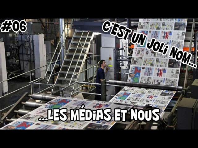 Vidéo, Micro Lopé - #6 # Les médias et nous