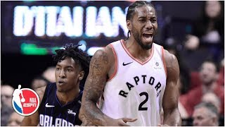 Kawhi Leonard scores 27 in Game 5, Raptors advance past Magic | NBA Highlights