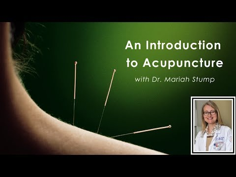 An Introduction to Acupuncture - Episode 23 - Spotlight on Migraine