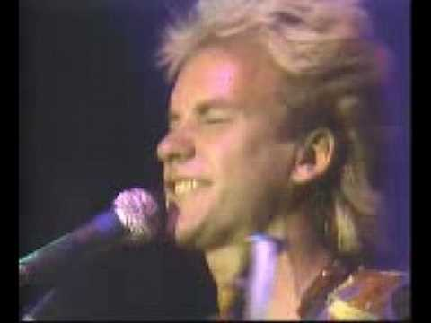 The Police Live / Walking in your footsteps / c-2