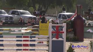 259S James Alliston on Pandora CCI4* Short Show Jumping Galway Downs March 2019
