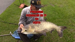 Programa Fishingtur na TV 188 - Pesqueiro Osato