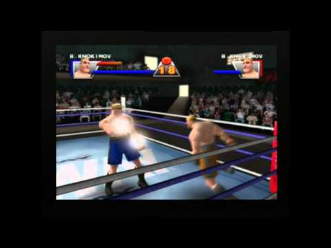 ready 2 rumble boxing dreamcast rom