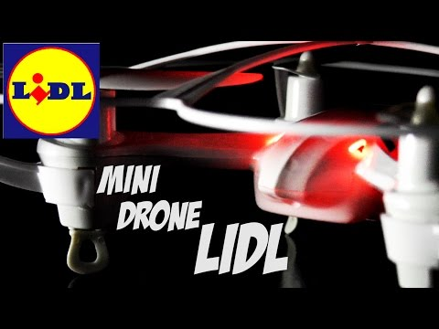 DRONE LIDL DICKIE TOYS UNBOXING Y REVIEW ESPAÑOL