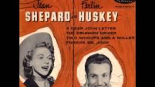 Early Jean Shepard - **TRIBUTE** - A Dear John Letter (ANSWER - Forgive Me John) - (1953).