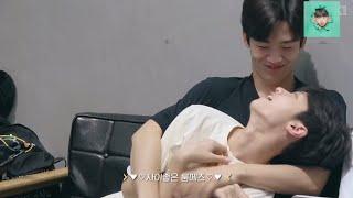 ENG SUB - X1 (엑스원) HAPPY PILL - Son DongPyo (손동표) MORE CUTE MOMENTS + CLINGY MEMBERS