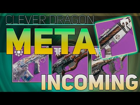 Rapid-Fire Pulse Buff is looking scary (A Clever Dragon Meta is coming) | Destiny 2