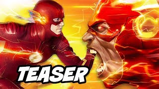 The Flash Season 5 Episode 1 New Flash Suit Teaser Explained