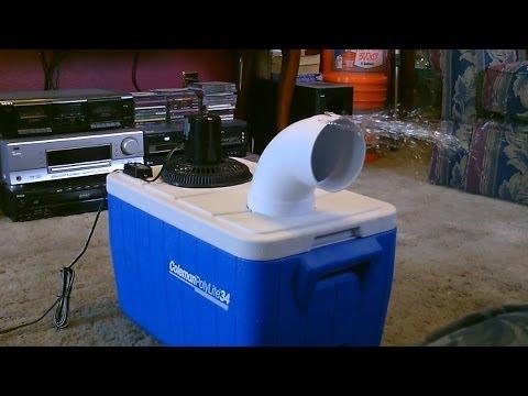 Έυκολο DIY κλιματιστικό με αναλυτικές οδηγίες κατασκευής