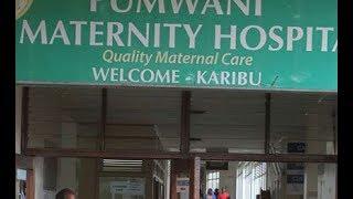 Nairobi officials clash with Sonko on Pumwani - VIDEO