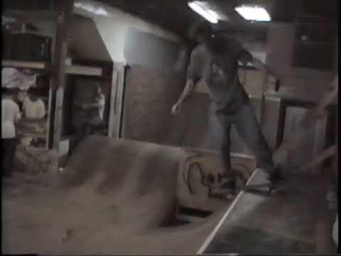 Skank Skates: Mini Birdhouse Project Demo 06/25/1994