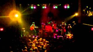 Streetlight Manifesto (live) - Sick and Sad - 7/28/10 - Lincoln Theatre
