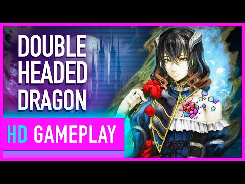 Bloodstained: Ritual of the Night PAX East 2019 Gameplay - Battling A Big Double-Headed Dragon