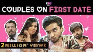 Couples On First Date | RVCJ | Ft. CHOTE Miyan & Lalitam Anand