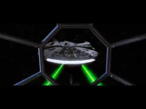 AMAZING : Dog Sounds Like A Tie Fighter