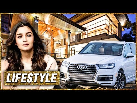 Alia Bhatt LUXURIOUS Royal Lifestyle | Houses, Cars, Wardrobe