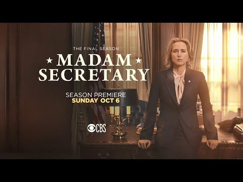 Madam Secretary Season 6 (Teaser 'Final Season')