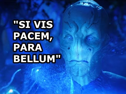 """Download Star Trek Discovery S01E08 """"Si Vis Pacem Para Bellum"""" HD Mp4 3GP Video and MP3"""
