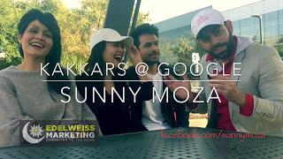 MAG Ep.1 | Sonu, Tony, Neha Kakkar At Google Headquarters, USA | Host: Sunny Moza